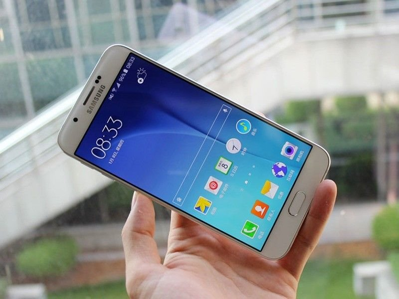 Samsung Galaxy A8 Ab 17 Juli In China Kostenpunkt 439 Gerucht