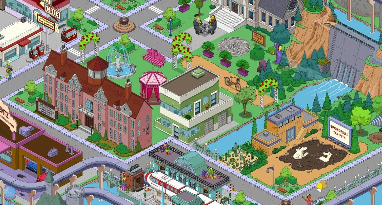 Screenshots Archiv - Seite 4 - Simpsons – Android-Hilfe.de
