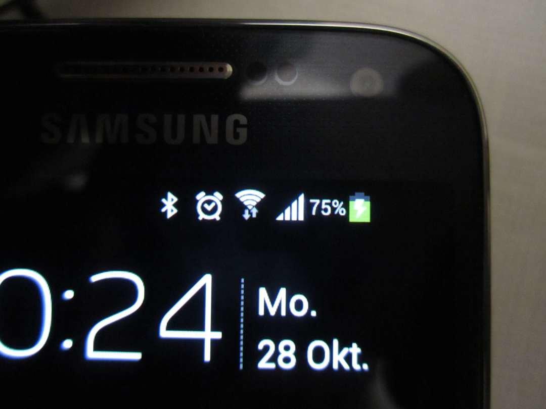 Wireless laden des S4 Mini - Zubehör für Samsung Galaxy S4 Mini ...
