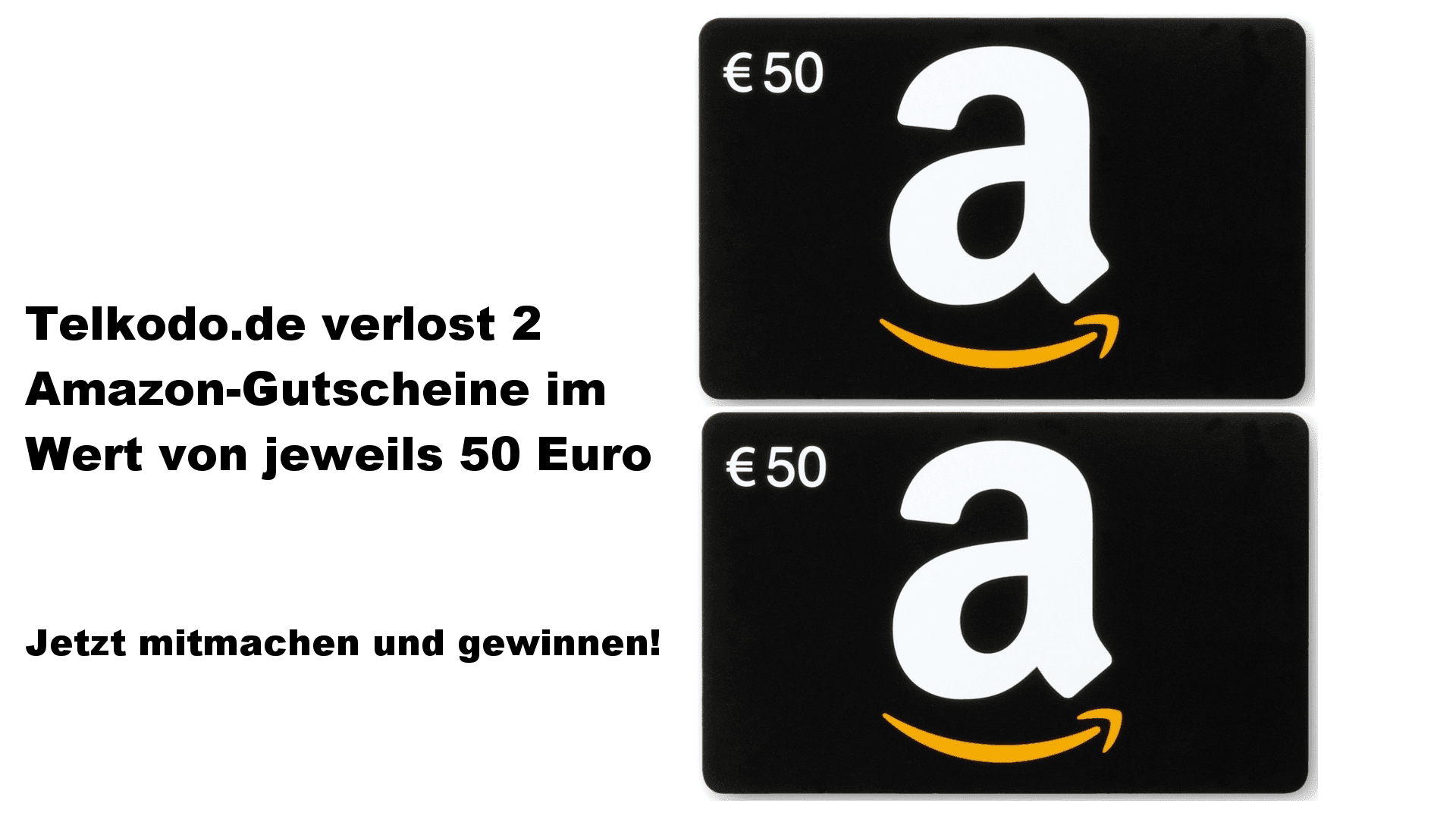 Amazon 50 Euro Gutschein
