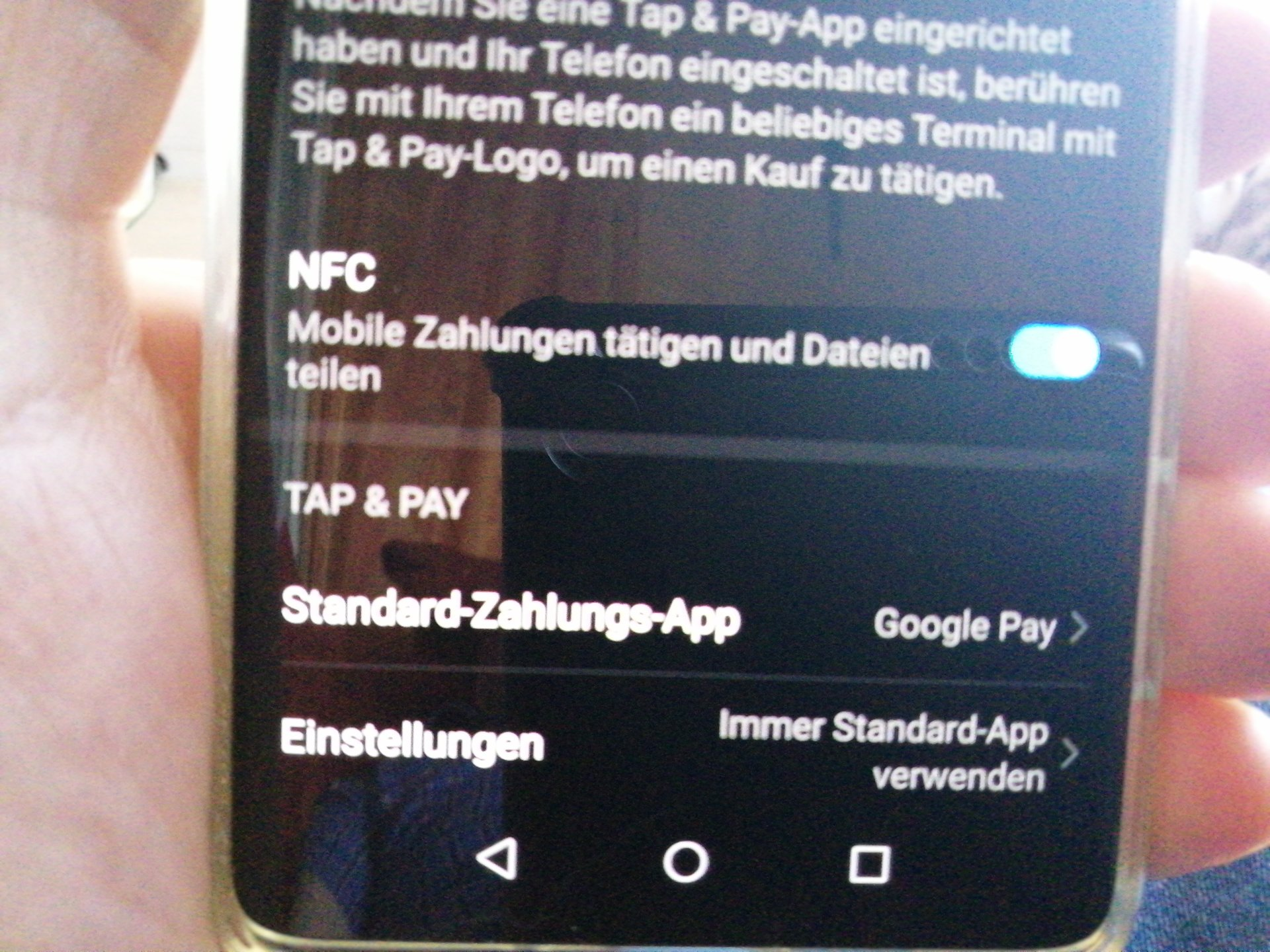 google pay paypal zahlung abgelehnt