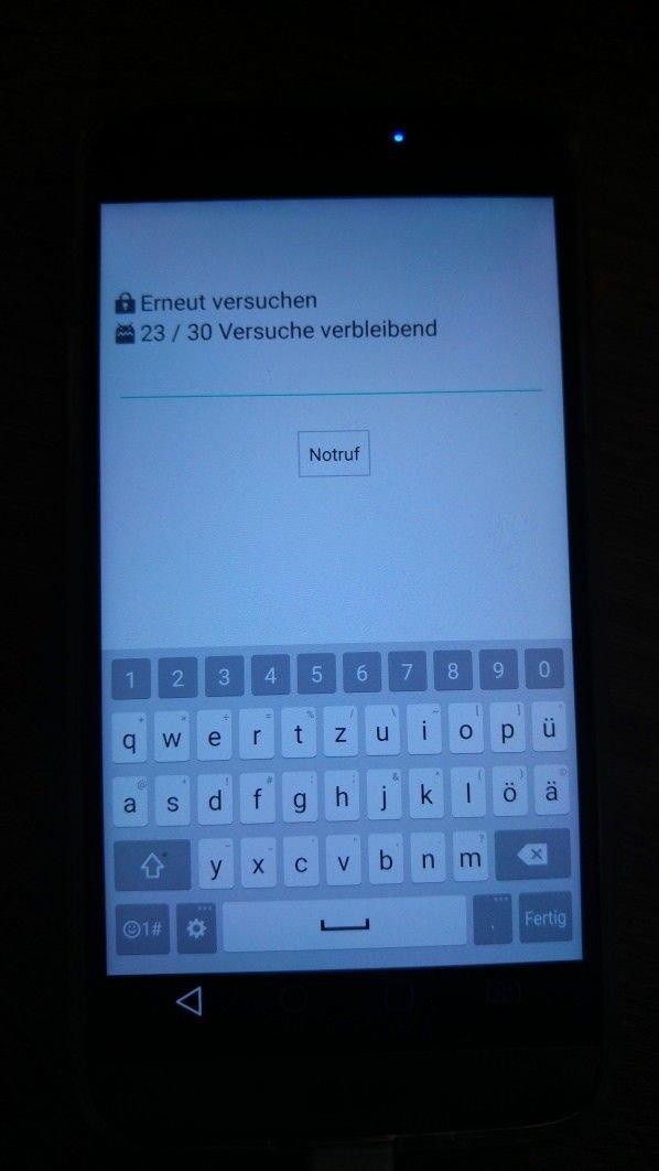 Telefon Gesperrt nach Firmware Update - LG G5 (H850) Forum – Android