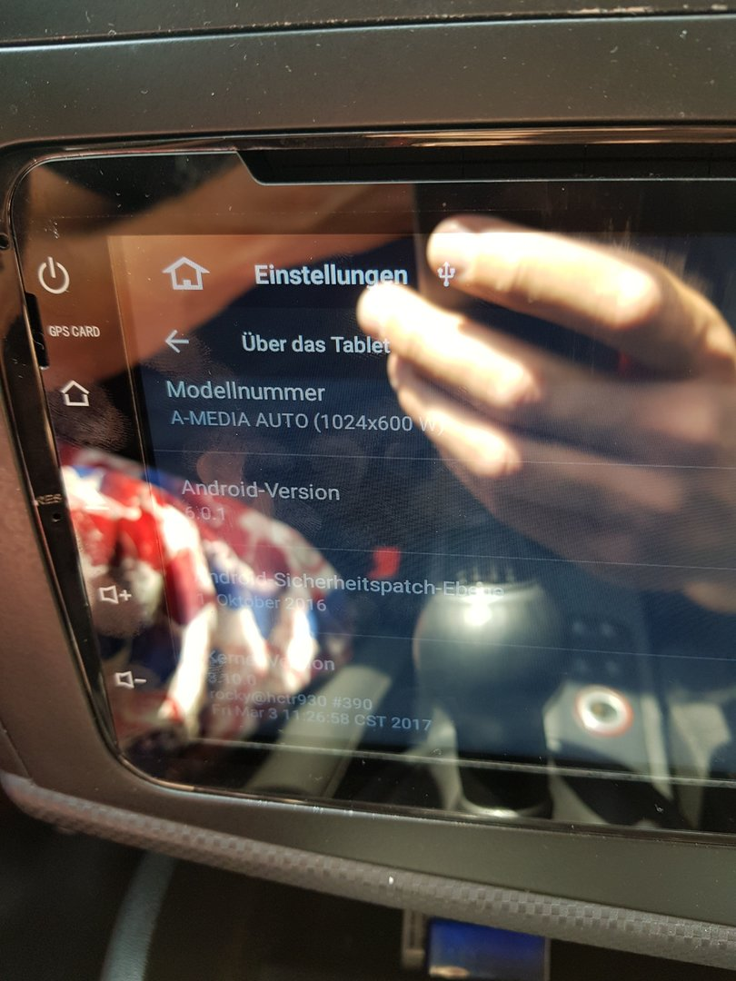 Mtcd px5 Problem mit Malaysk Update - Android Autoradio