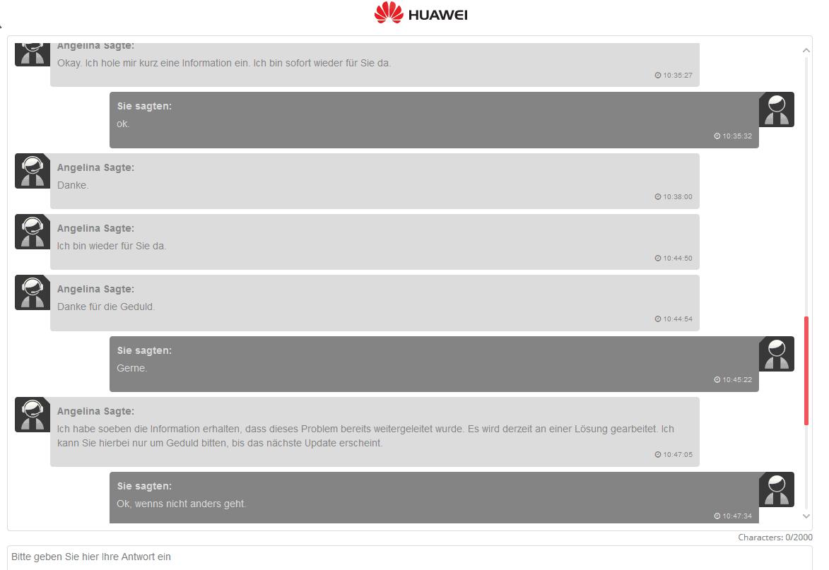 sd karte beschädigt huawei SD Karte Lesefehler obwohl Speicherkarte funktioniert   Huawei