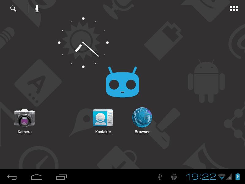 Odys Loox - Gibt es einen CyanogenMod? - Seite 2 - Root