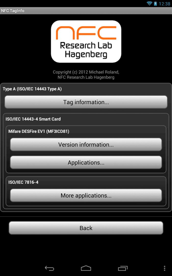 Nfc Karte Kopieren.Nfc Copy Mifare Id Nfc Tags Android Hilfe De