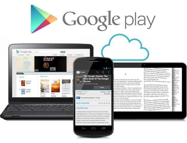 google play anmelden android