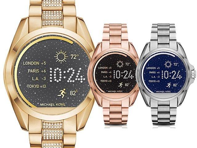 Smartwatch für Modebewusste von Michael Kors