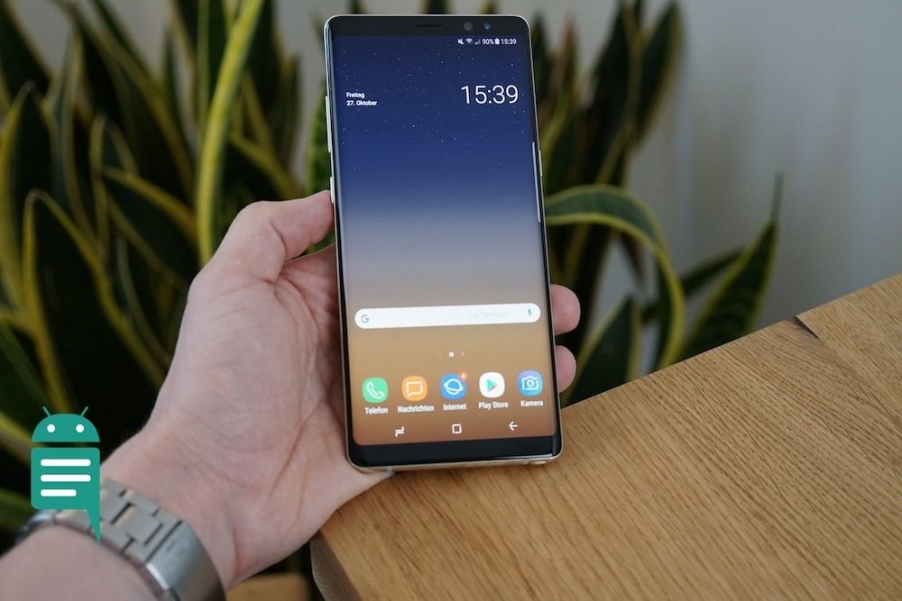 Samsung Galaxy Note 8 & S8 (Plus): AR Emojis & Super SloMo