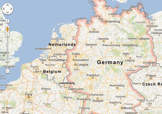 google maps in bedr ngnis microsoft k nnte dienst in deutschland bannen android. Black Bedroom Furniture Sets. Home Design Ideas