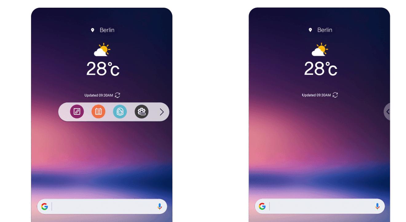 LG V30: Erste Angaben zur neuen UX 6.0+ Oberfläche
