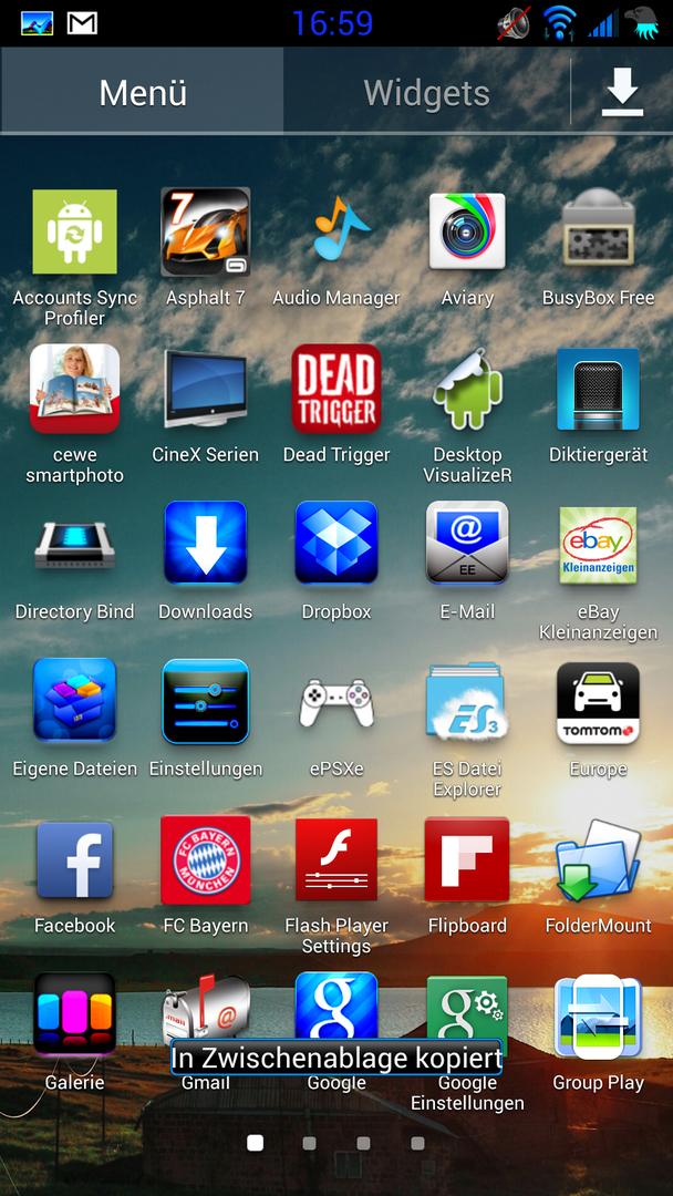Galaxy s4 5x6 launcher mod  - Root / Custom-ROMs / Modding für