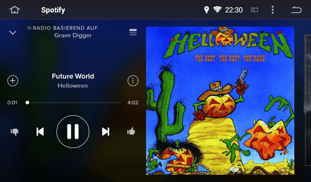 Android Doppeldin von Pumpkin | Seite 10 – Android