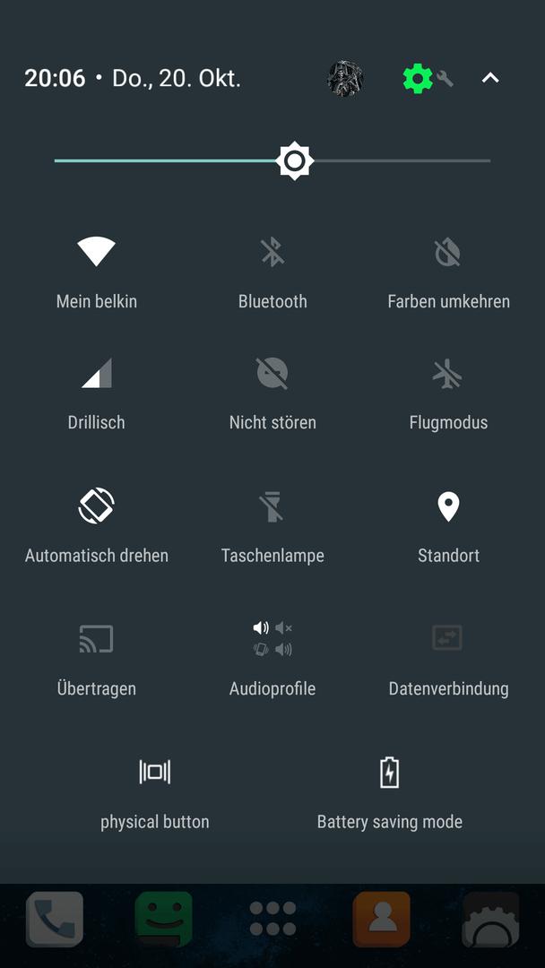 Negative Farben.Schnelltaste Für Negative Farben Umi Super Forum Android