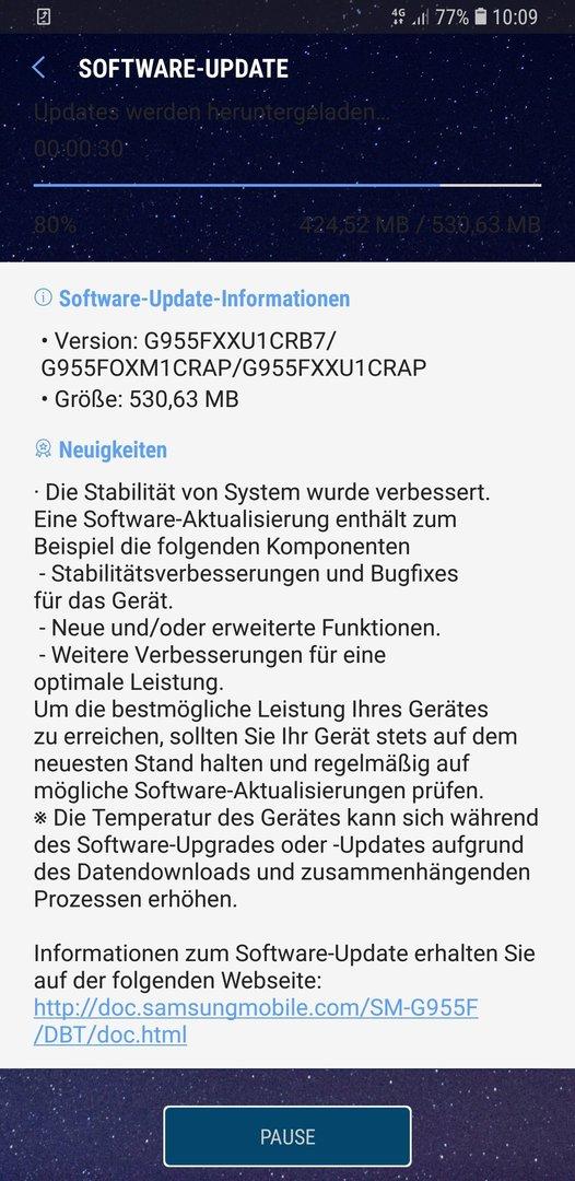 G955F][Stock-ROM] *19 02 2018* G955FXXU1CRB7 [8 0] - DBT - Original