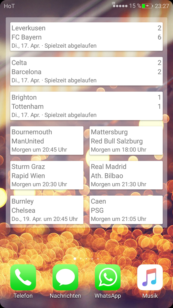 Google Feed - Widget - Huawei P10 Forum – Android-Hilfe de