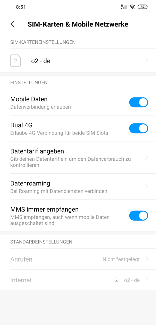 Aldi Talk Sim Kartennummer.Pocophone Aldi Talk Lte Calling Und Wifi Calling Nutzen Xiaomi