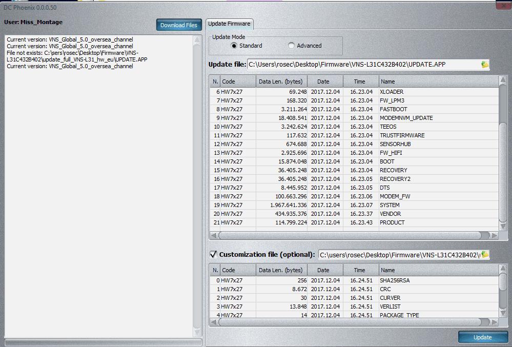 Anleitung] Bootloop / Brick? Wiederherstellung mit DC Phoenix