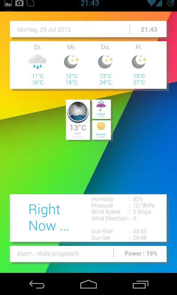 APK] Zooper Widget (Free/Pro/Skins) | Beschreibung, Tips, Tricks