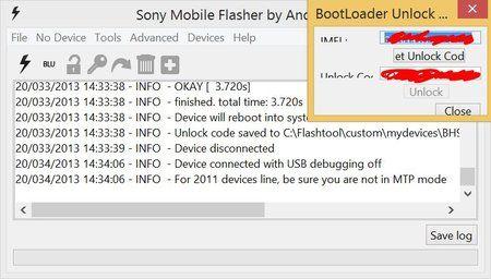 6. Flashtool oeffnen, BLU druecken, flashmode, dann fastboot, code eingeben fertig.JPG