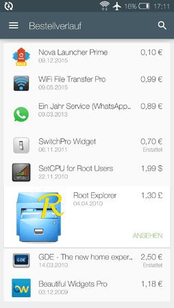 gekaufte apps nochmal
