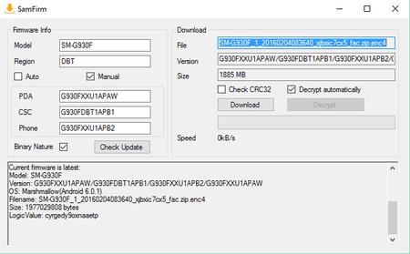 G930F][Stock-ROM] *29 01 2016* G930FXXU1APAW [6 0 1] - DBT