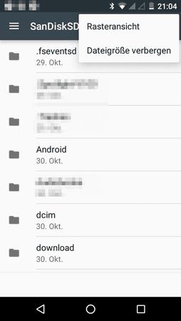 Android Sd Karte Schreibrechte.Total Commander Android 6 Sd Karte Dateimanager Android Hilfe De