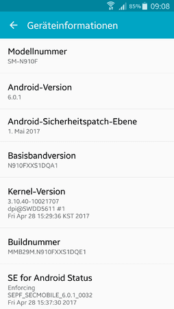 firmware note 4 n910f 5.1.1