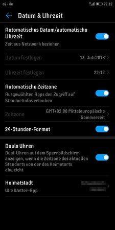 Sperrbildschirm Verändern Huawei Mate 9 Forum Android Hilfede