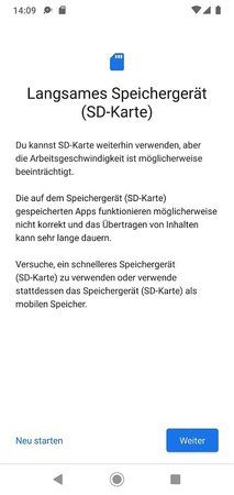 Sd Karte Als Standardspeicher.Android 9 Pie Sd Karte Formatierung Geschwindigkeit