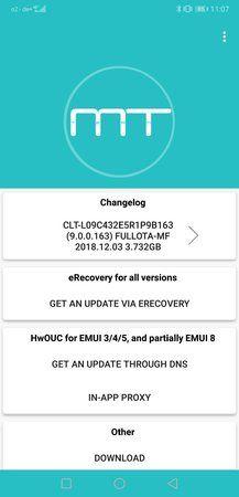 Firmware Finder eRecovery Methode - Root / Custom-ROMs / Modding für